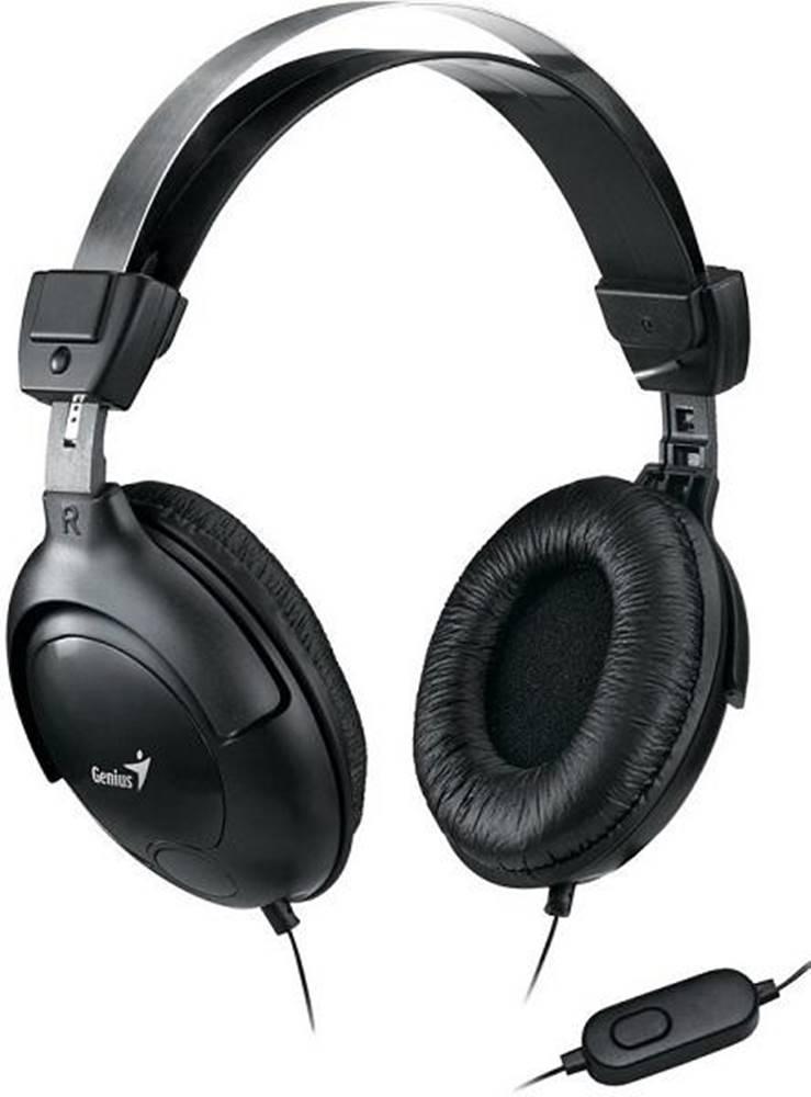 Genius Headset  Genius HS-M505X čierny