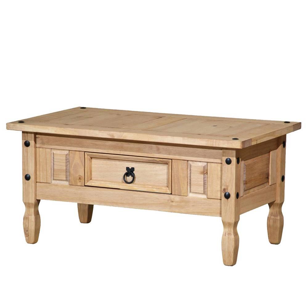 IDEA Nábytok Konferenčný stolík CORONA vosk 163910