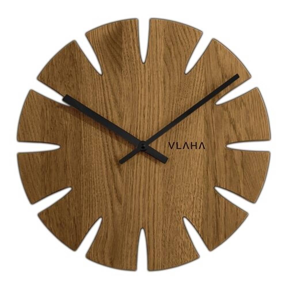 Curver Dubové hodiny vlaha VCT1015, 33cm
