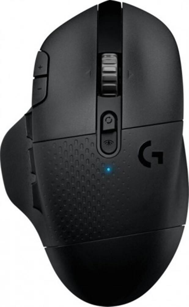 Logitech Herná myš Logitech G604 Lightspeed, bezdrôtová, čierna