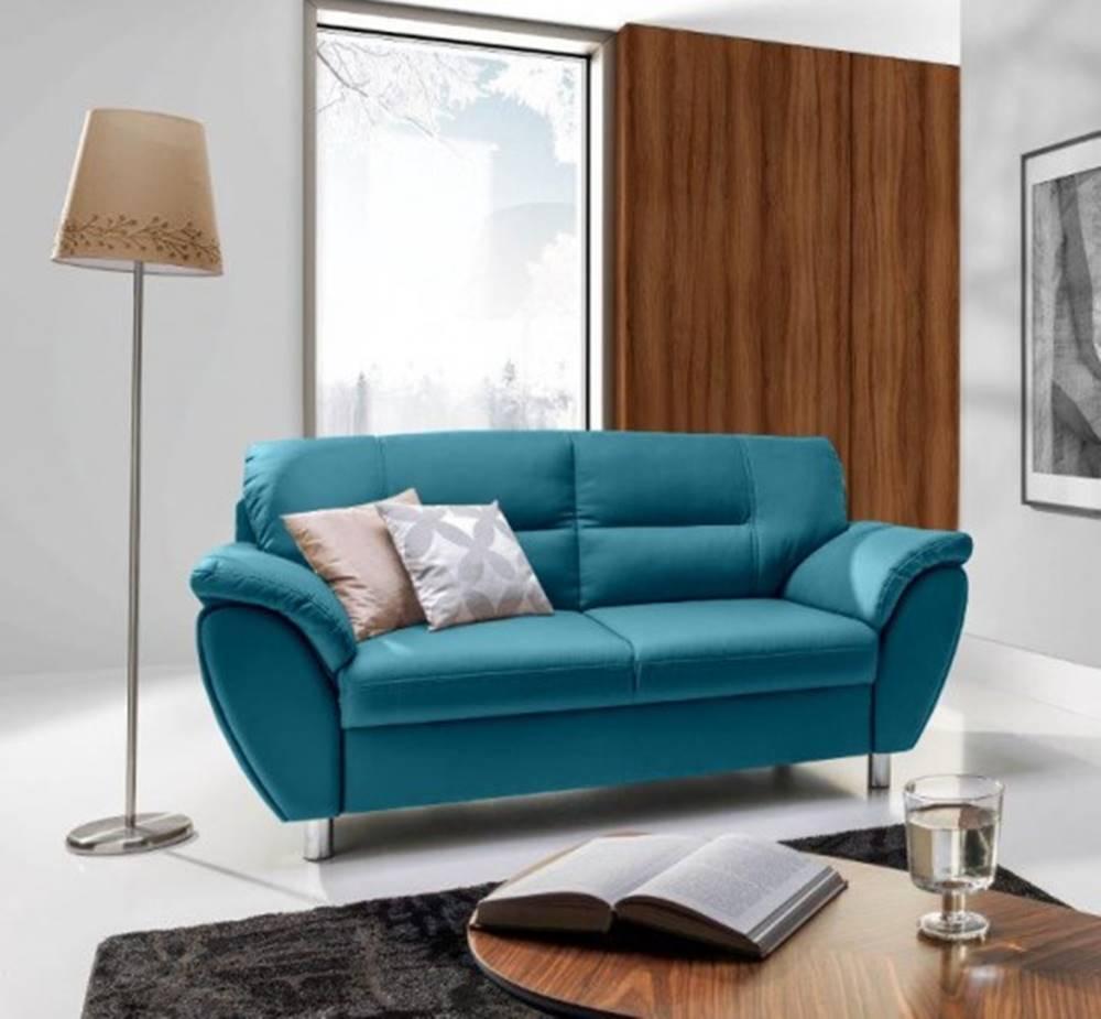 OKAY nábytok Dvojsedačka Amigo modrá