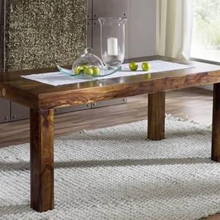 CUBUS DAKOTA Sheesham jedálenský stôl 140x90, masívny palisander