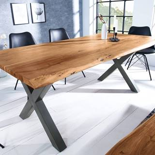 Jedálenský stôl MAMUT X HONEY 160 cm