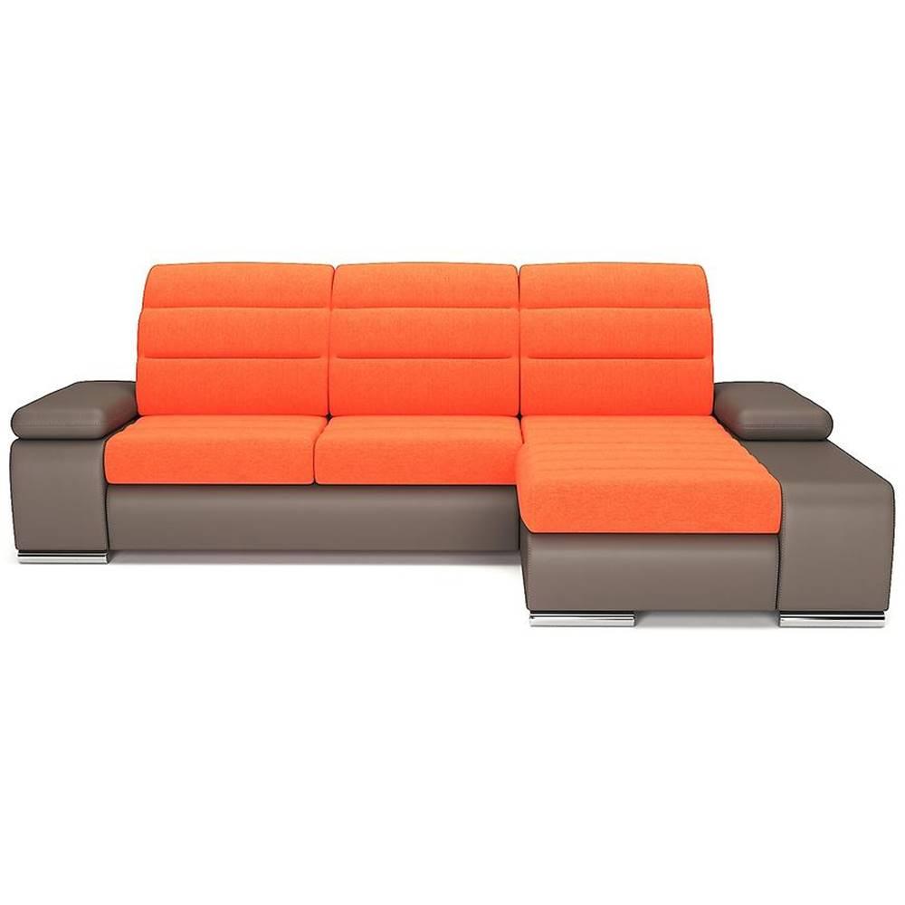 MERKURY MARKET Rohová sedacia súprava Korfu P Soft 24 + Soro 51 G1 SZ/PO