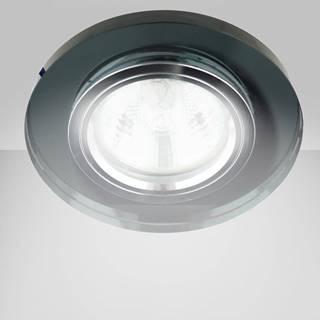 Stropné svietidló SS-15 CH/BK MR16 kolo 2230491