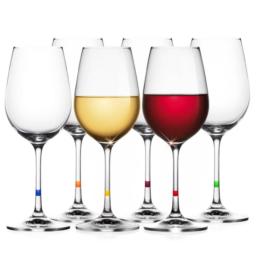 Tescoma Tescoma UNO VINO Poháre na víno 350 ml, 6 ks