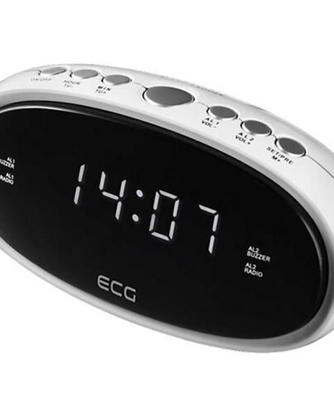 Biele dekorácie ECG
