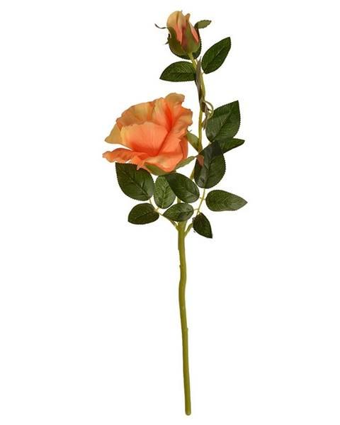 Oranžová váza Philips