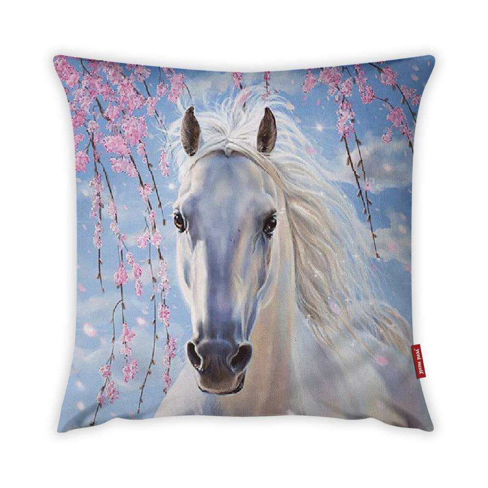 Vitaus Obliečka na vankúš Vitaus Horse, 43×43 cm