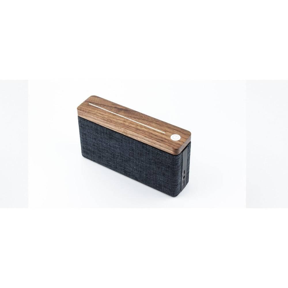 Gingko Hnedo-čierny bluetooth reproduktor Gingko Hifi