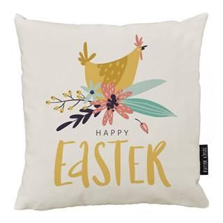 Vankúš Butter Kings z bavlny Easter Harvest II., 50 x 50 cm
