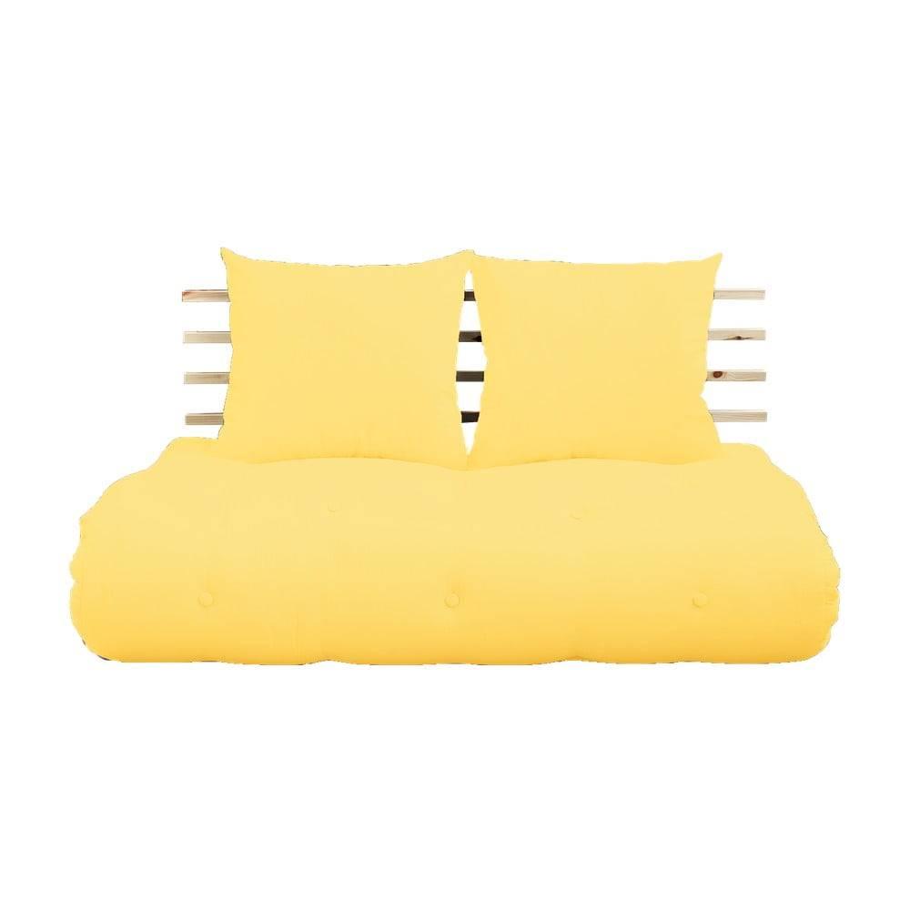 Karup Design Variabilná pohovka Karup Design Shin Sano Natur/Yellow