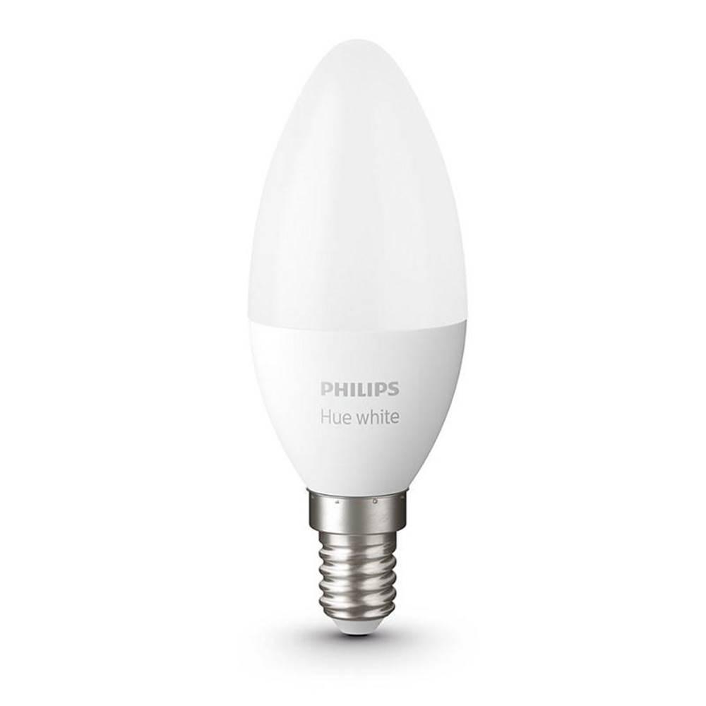 Philips LED žiarovka Philips Hue Bluetooth 5,5W, E14, White