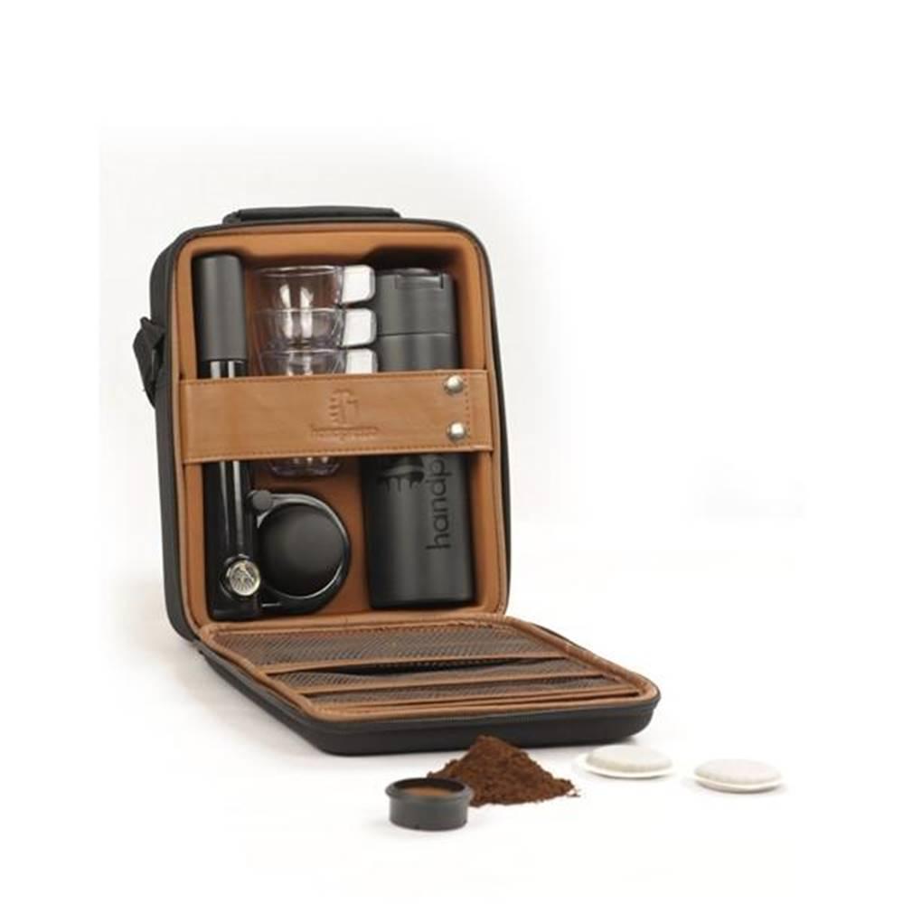 Handpresso Kávovar Handpresso Outdoor SET Hybrid čierny