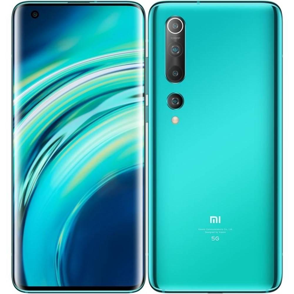 Xiaomi Mobilný telefón Xiaomi Mi 10 128 GB 5G zelený