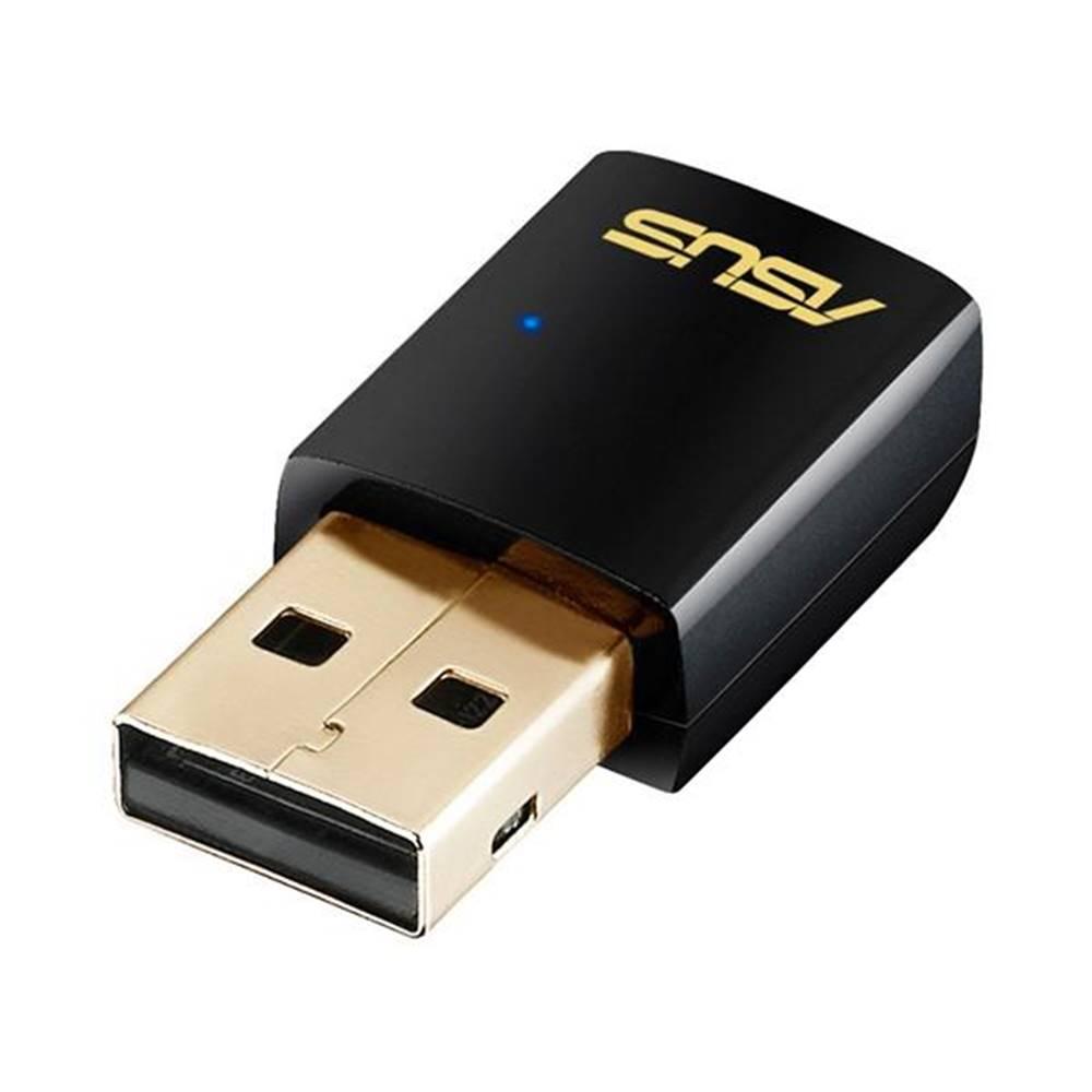 Asus WiFi adaptér Asus USB-AC51 - AC600 dvoupásmový Wi-Fi USB