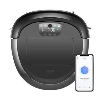 Robotický vysávač iClebo O5 YCR-M07-20W čierny/siv