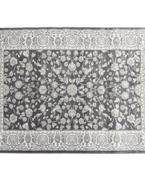 Sivý koberec Tempo Kondela
