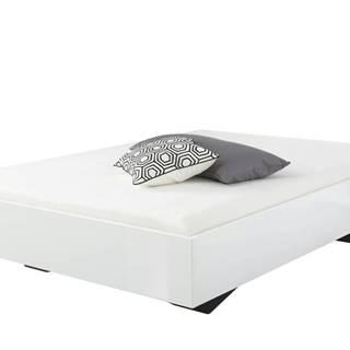 Posteľ ARIZONA biela, 140x200 cm