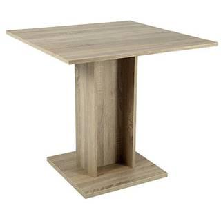 Jedálenský stôl MANDY dub sonoma